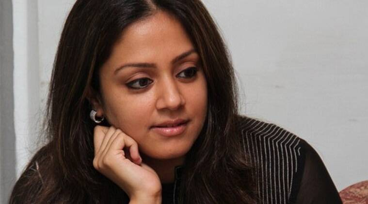 "Actress Jyothika's yet-untitled Tamil film, which is the official remake of Malayalam hit ""How Old Are You"", went on floors here Monday."