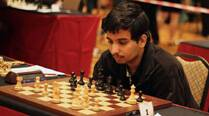 M Shyam Sundar punches above his weight, holds Vladimir Kramnik