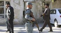 Bomber enters Kabul police HQ, targets chief