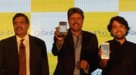 From cricket to smartphones: Kapil Dev launches SloPho app