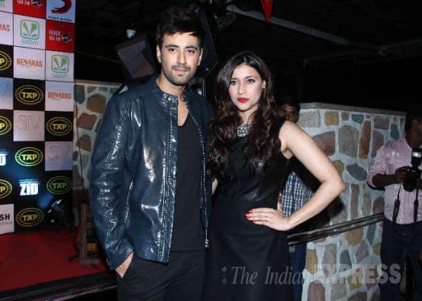 Priyanka Chopra supports cousin Mannara at 'Zid' music success bash