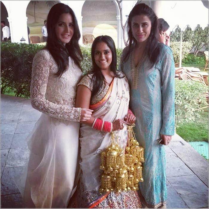 Image result for salman katrina arpita wedding