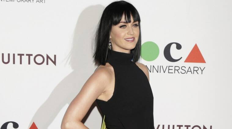 Katy Perry is reportedly getting a concert movie based on her concerts in Sydney on December 12 and 13. (Source: Reuters)