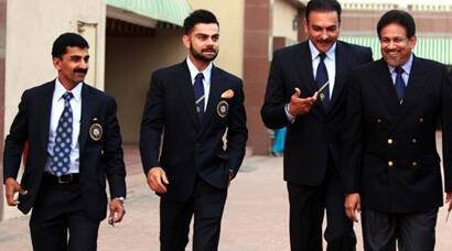 BCCI hosts annual award fuction; Virat Kohli at presser before Australia tour