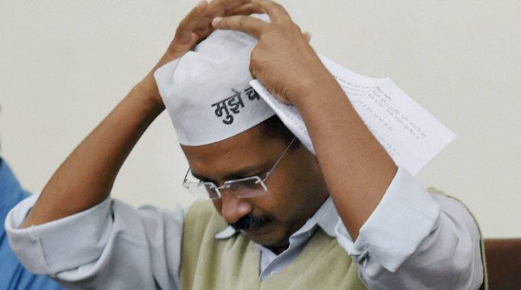 AAP has faced the ire of its supporters for having quit the government. (Source: PTI photo)