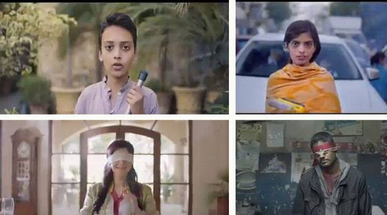 Are these little kids invisible or you are blind? A Pakistani video forces you to think