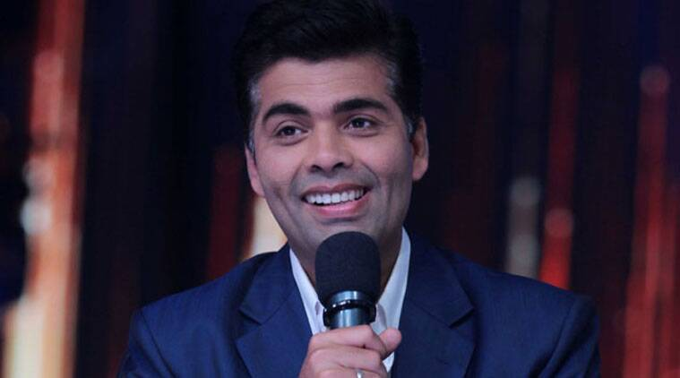 We are still not aware of the character that Karan Johar will be playing in the film.