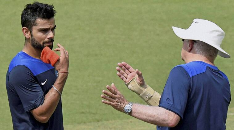 Virat Kohli said Dohni would likely be fit enough to lead India at Brisbane (Source: PTI)