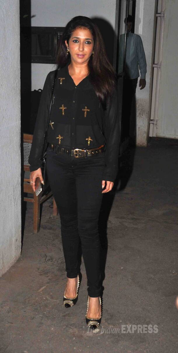 Saif Ali Khan's son Ibrahim, wife Kareena are special guests at 'Happy Ending' screening