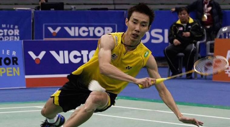 Lee Chong Wei posted messages on his official Twitter and Facebook accounts thanking fans for their support and denying using drugs (Source: AP)