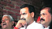 Replace Azam as in-charge minister of Muzaffarnagar: Sanjeev Balyan