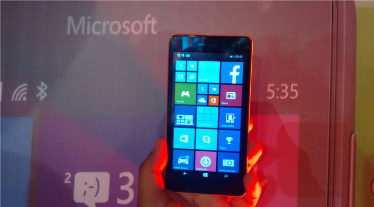 Microsoft launches Lumia 535 Dual SIM at Rs 9,199