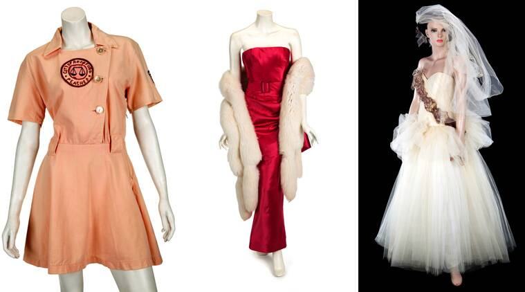 Madonna S Clothes From Films Wedding Auctioned The