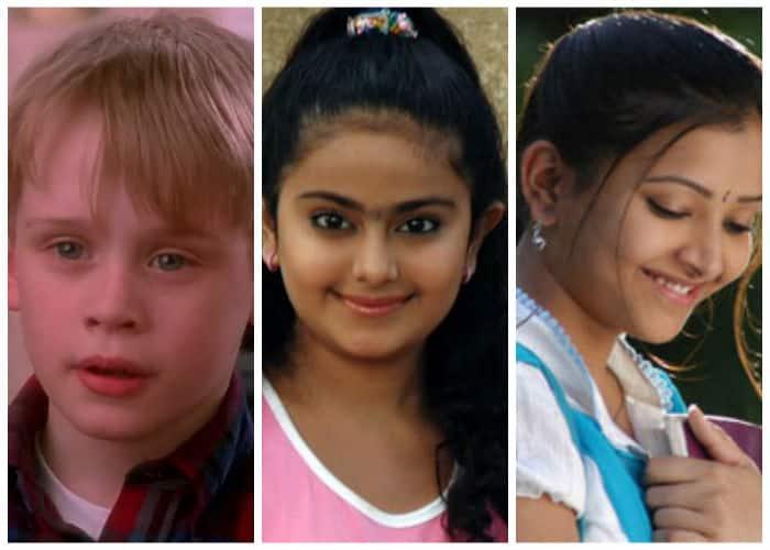 Children's Day Special: Shweta Basu Prasad, Macaulay Culkin