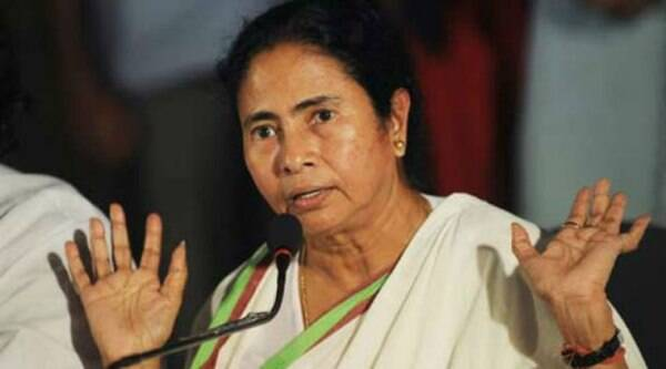 """""""If we are hit, we will retaliate. We accept all challenges,"""" Banerjee, chief of the Trinamool Congress, said."""