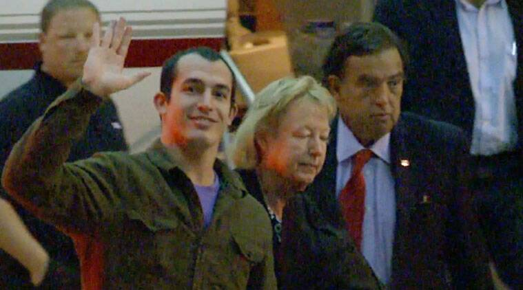 A US Marine veteran, who fought in Afghanistan, returned home to Florida after spending 8 months in a Mexican jail.