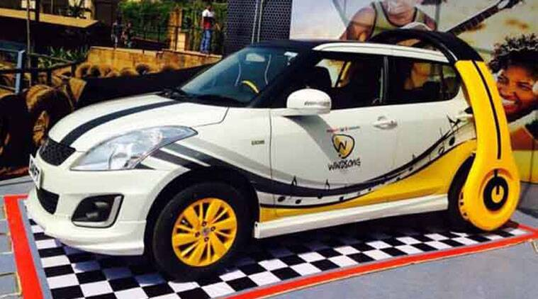 limited edition maruti swift windsong launched