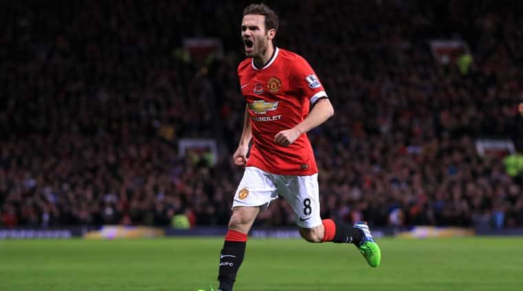 English Premier League: Manchester United Escape With Juan