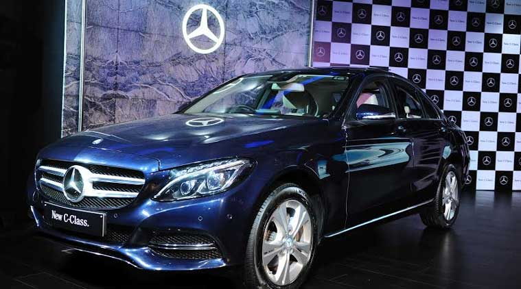 Mercedes launches new C-Class at Rs 40.90 lakh