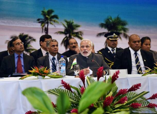 Narendra Modi in Fiji, says it is an important partner