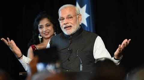 Through his visit across the eastern seas, Modi affirmed that India under the NDA government has entered a new era of economic development, industrialisation and trade.