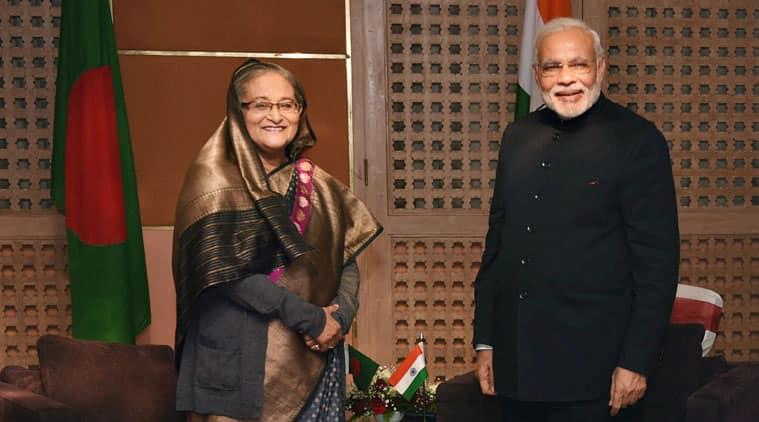 narendra modi, bangladesh, modi bangladesh visit, modi in bangladesh, narendra modi bangaldesh visit, reliance power, adani, ambani, sheikha hasina, business news