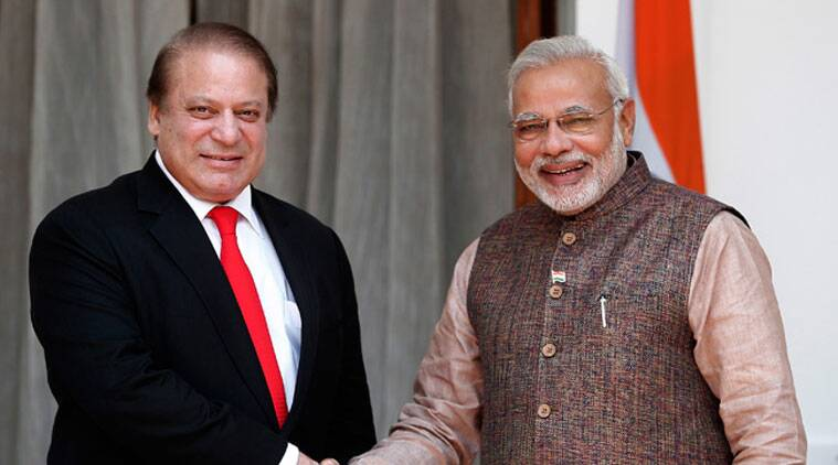 This will be their first meeting since May, when Sharif attended Modi's swearing-in ceremony in New Delhi.