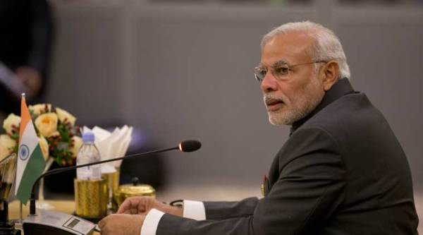 Modi had announced during his two-day visit to Assam that the NDA regime would go ahead with the land transfer deal signed by the previous government with Bangladesh, at the same time ensuring that it would be used to stop illegal migration from Bangladesh.