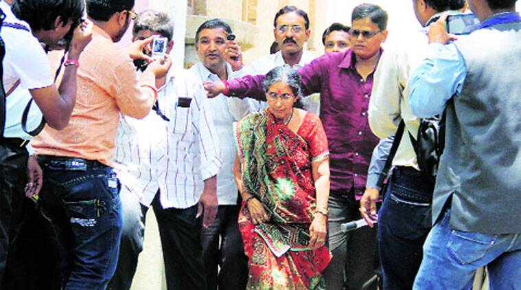 "In her RTI plea, Jashodaben has sought a reply in the next 48 hours, with relevant documents, stating that the issues concern her ""life and death""."