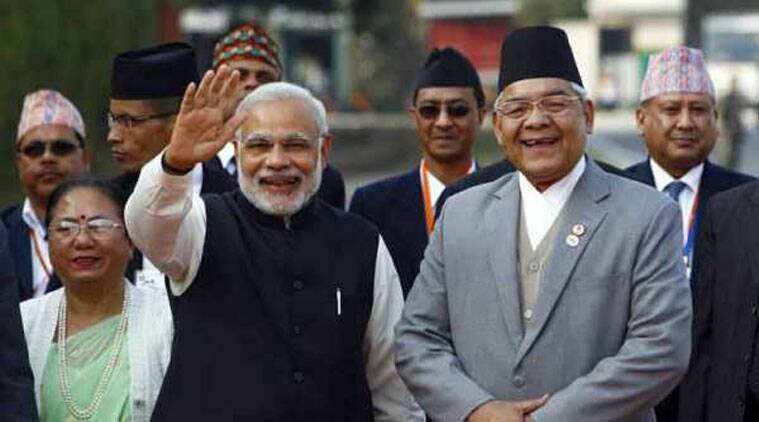 Image result for Build consensus on Constitution, India tells Nepal, I