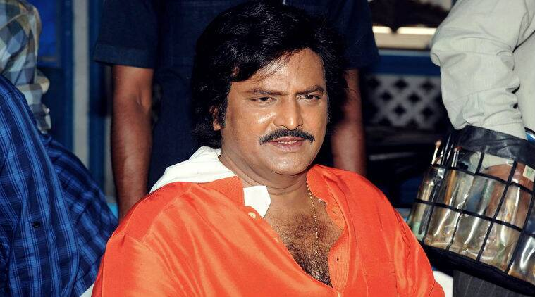 Mohan Babu: I must thank all those people who were around me and supported me during these 40 years.