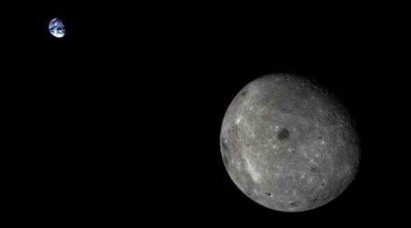 The program is a test run for the final chapter of the country's three-step lunar program, which includes orbiting, landing and returning. (Source: Xinhua News photo)