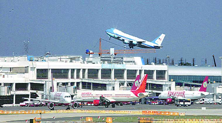 mumbai airport, airport bomb attack threat, is bomb threat