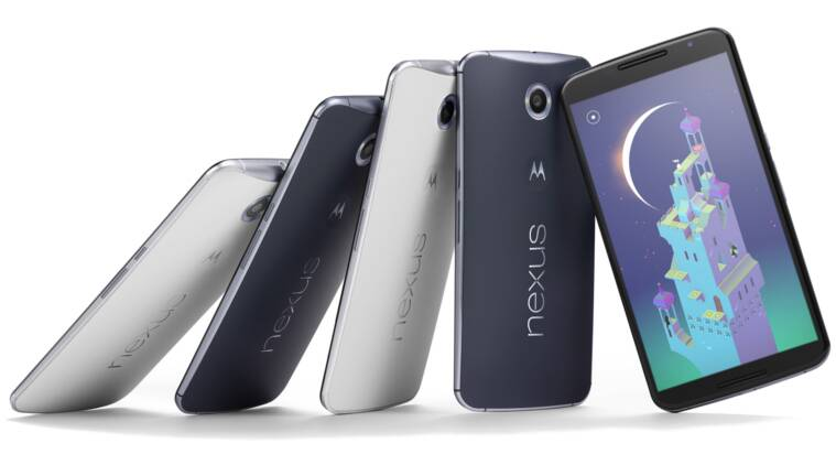 Google Nexus 6 launch