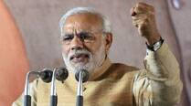 Enrol maximum people in BJP from Varanasi: Narendra Modi toworkers