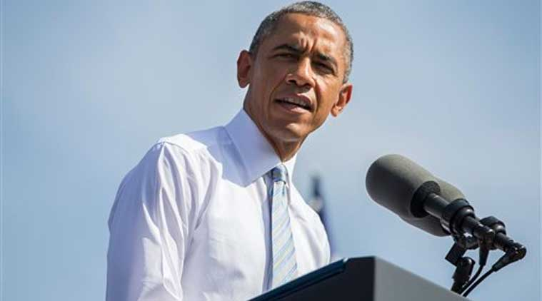 "US President Barack Obama said on Tuesday that West Africa is ""nowhere near out of the woods"" in its fight against Ebola."