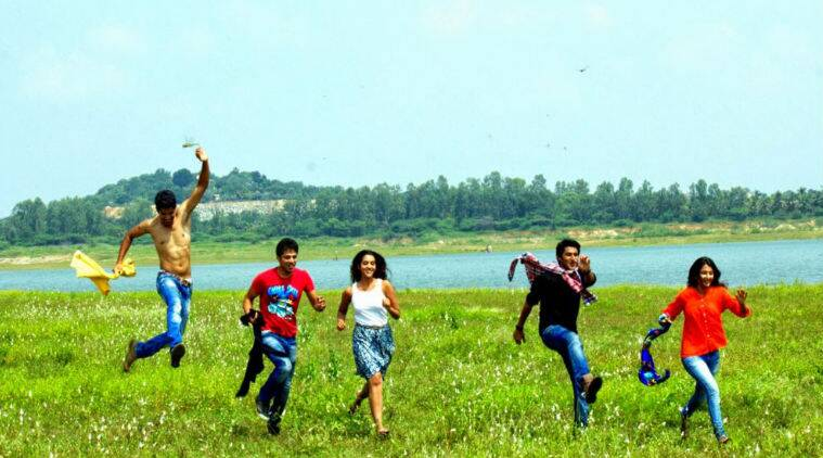 'Paathshala' is the journey of a few youngsters beyond college campus.