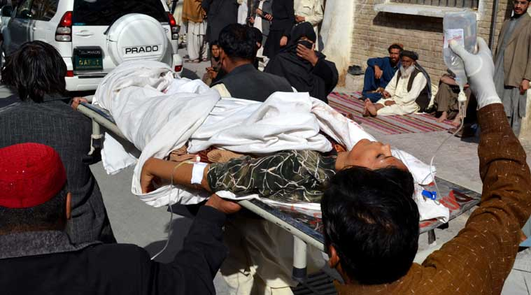 In the attack that killed four, two other women were also injured. (Source: AP photo)