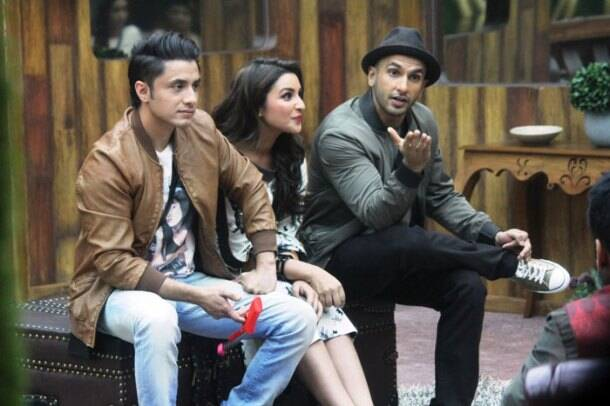 Partners Govinda, Salman reunite on 'Bigg Boss' - Kill Dils Parineeti, Ranveer and Ali join them