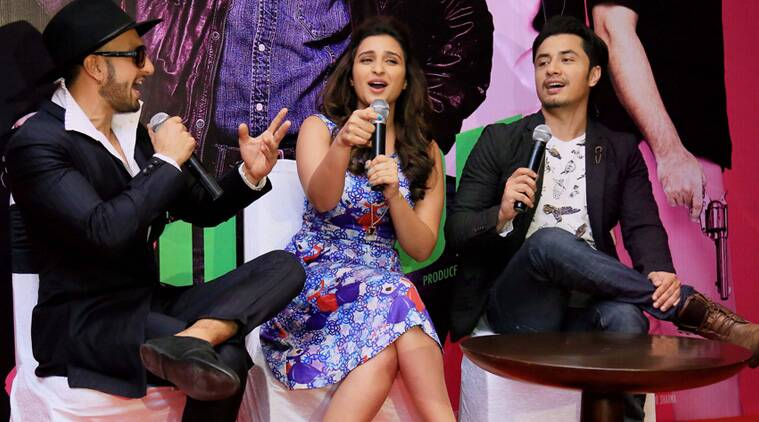 """""""After 'Kill Dil' releases, I will take a break. I won't be seen on screen for maybe the next 9-10 months,"""" said the actress. (Source: PTI)"""