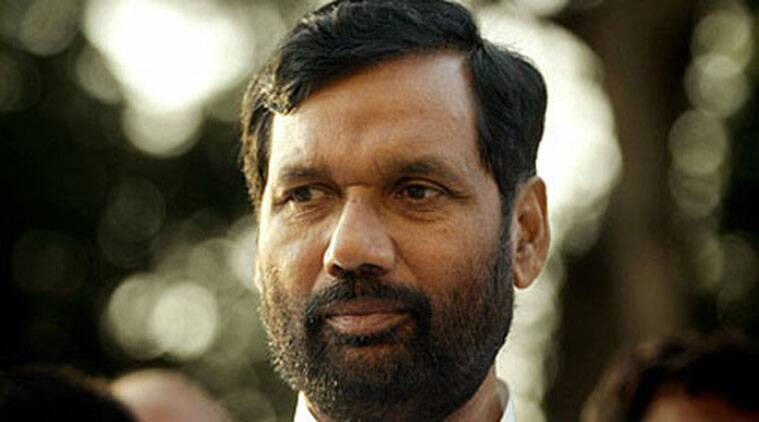 paswan, paswan re-elected as ljp president, ram vilas paswan