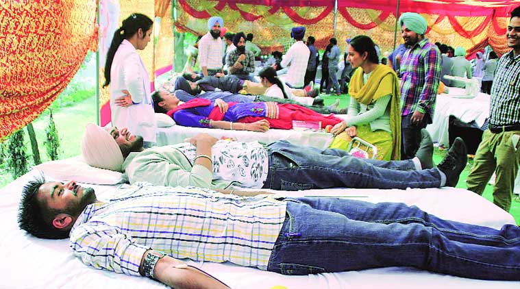 Punjab Agricultural University students join hands to help poor children suffering from thalassemia