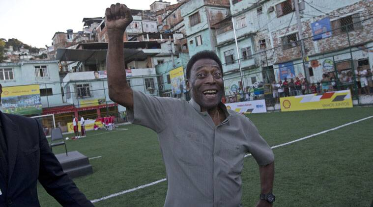 The son of soccer legend Pele has been arrested in Brazil after losing an appeal in a money laundering case.