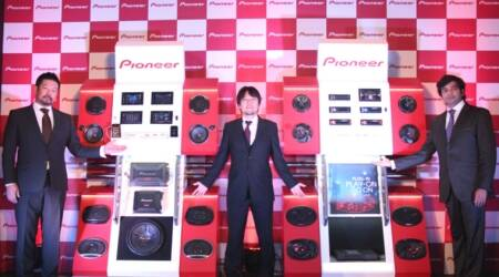 Pioneer unveils new range of in-car entertainment products starting at Rs 1,200
