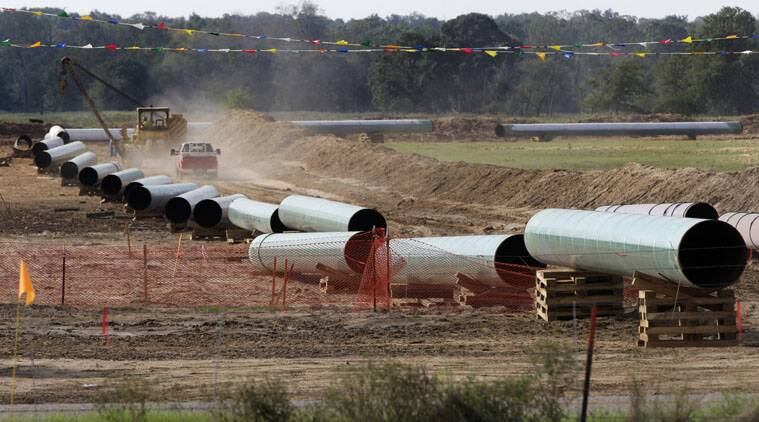 Republican-led US House of Representatives passed a bill that would approve construction of Keystone XL pipeline.