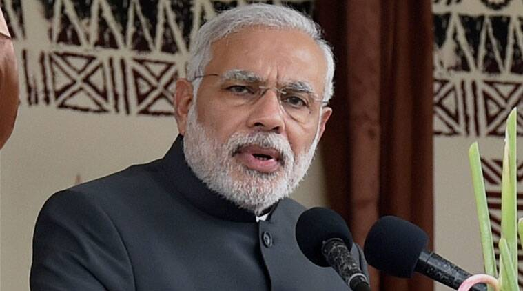 Modi secured more than 16% of the almost five million votes cast and was on Monday named winner of this year's readers' poll.