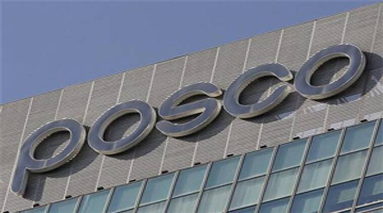 posco, posco plant, oriss posco plant, land acquisition, jagatsinghpur, bhubaneshwar, orissa news, posco news, indian express news