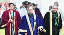 President Mukherjee asks central varsities to adopt five villages each