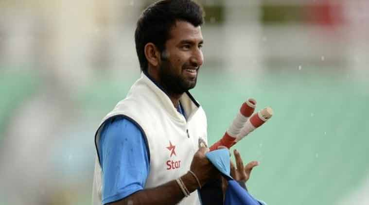 Pujara scored 25 or more runs in each of his four innings in South Africa, immediately after the Wankhede Test. (Source: Reuters photo)