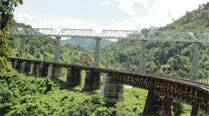 To be launched by Modi, Meghalaya's first rail link reminds one of 1880s abandoned project